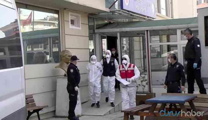 Hastanede dehşet saçan kişi tutuklandı
