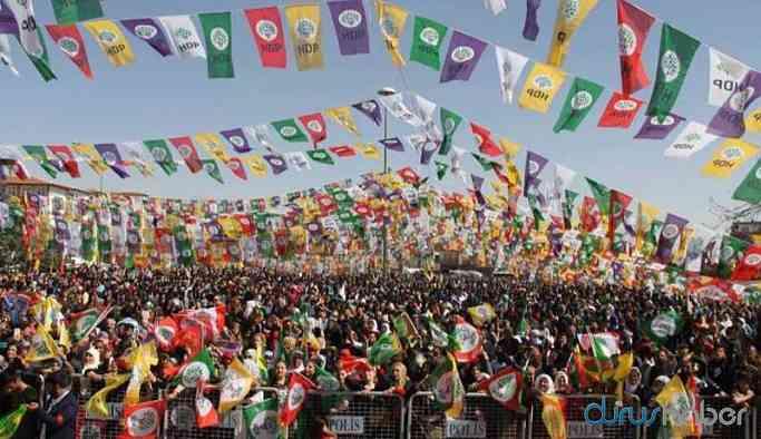HDP: Kitlesel Newroz kutlamaları iptal edildi