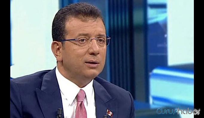 İmamoğlu: Birilerinin 'İstanbul'da sokağa çıkma yasağı ilan ettik' demesini bekliyoruz