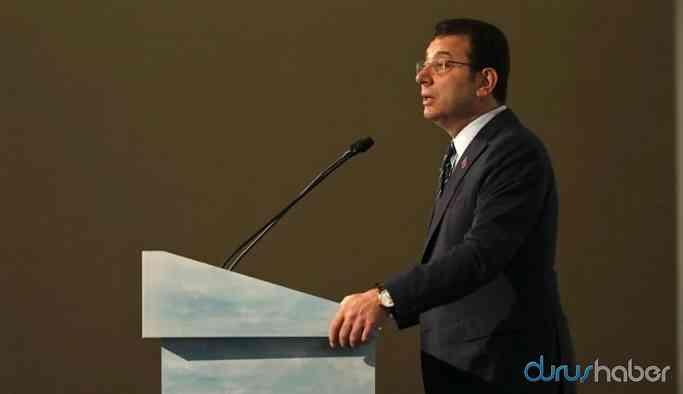 İBB Başkanı İmamoğlu İstanbul'daki coronavirüs tedbirlerini açıkladı