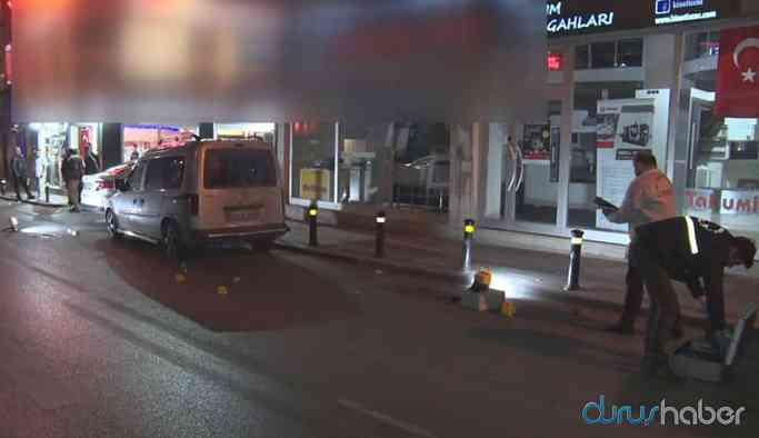İstanbul'da çorbacıda silahlı saldırı: 1 yaralı