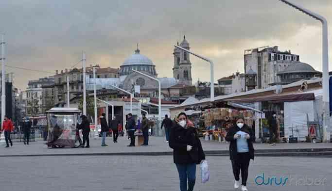 İşte İstanbul'da en fazla ve en az evde kalan semtler