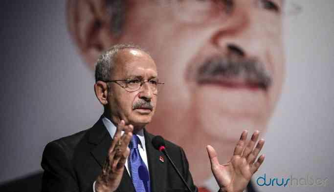 Kılıçdaroğlu'ndan parti liderlerine dikkat çeken 'corona' mektubu