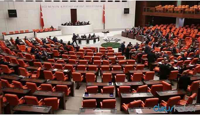 HDP'den kayyım önergesi