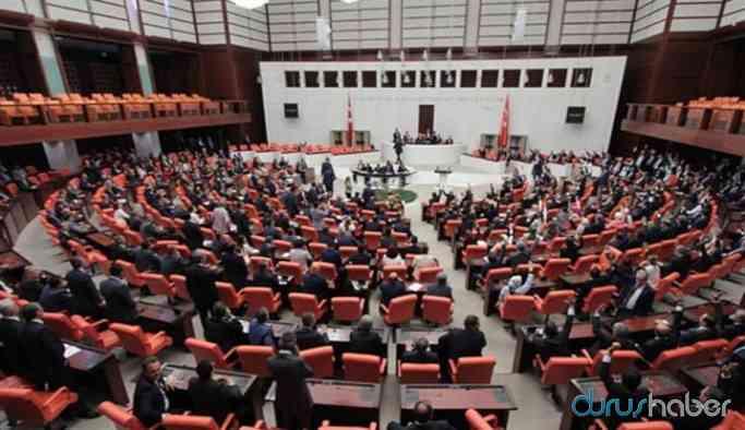 Meclis'te 970 dokunulmazlık fezlekesi var, 695'i HDP'liler hakkında
