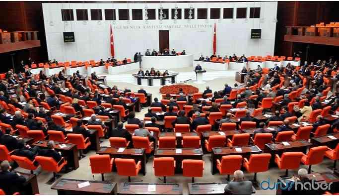 Meclis'te kayyım tartışması