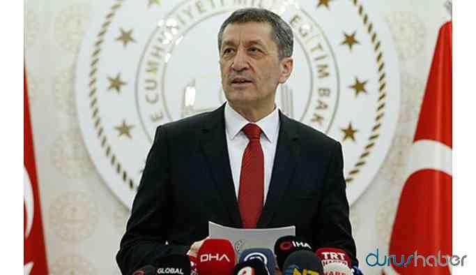 Milli Eğitim Bakanı Selçuk'tan  'okul tatili uzayacak mı' sorusuna yanıt