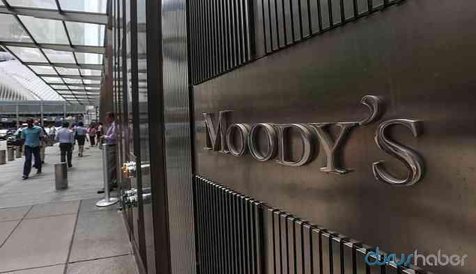 Moody's'den kritik Türkiye tahmini