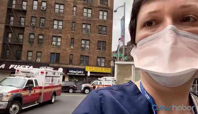 Video | Acil doktoru coronavirüsün merkezindeki vahim görüntüleri paylaştı: Geç kaldık