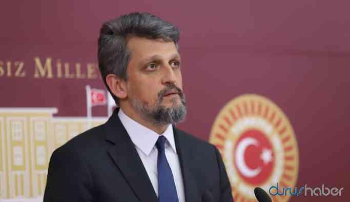 HDP'li vekil Paylan'dan Erdoğan'a: Vatandaş tedbirleri duymak isterken o kolonya diyor