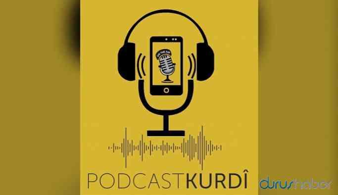 Kürtçe içerikler üreten Podcastkurdî yayın hayatına başladı