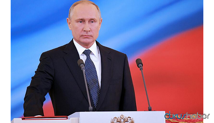Putin 'ücretli tatil' ilan etti