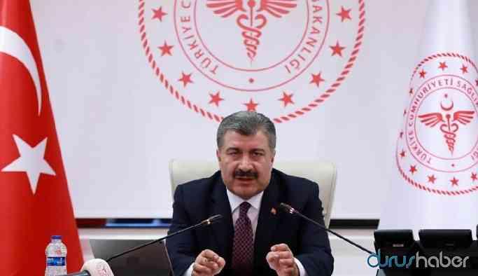 Sağlık Bakanı Koca'dan flaş paylaşım