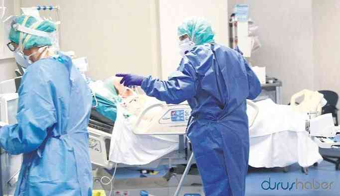 Sağlık çalışanlarına istifa kısıtlaması