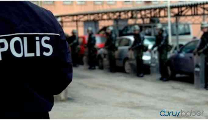 Mardin'de ev baskını: 5 gözaltı