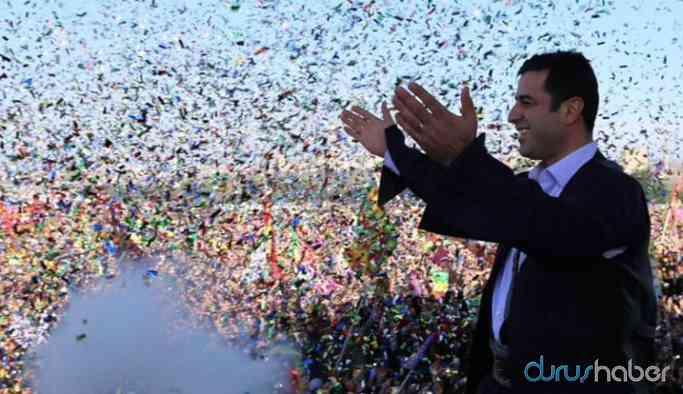 Selahattin Demirtaş'tan Newroz mesajı