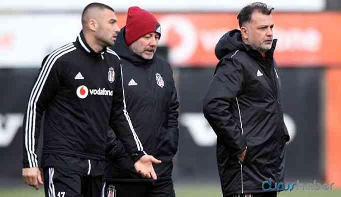 Sergen Yalçın ve Beşiktaşlı futbolcuların koronavürüs test sonucu belli oldu
