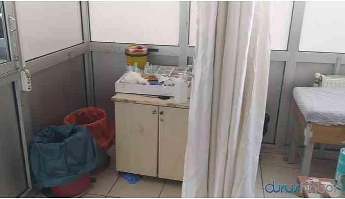 Silvan Devlet Hastanesi'nde doktorun isyanı