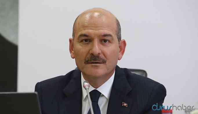 """Bakan Soylu'dan 'Sokağa çıkma yasağı"""" açıklaması"""