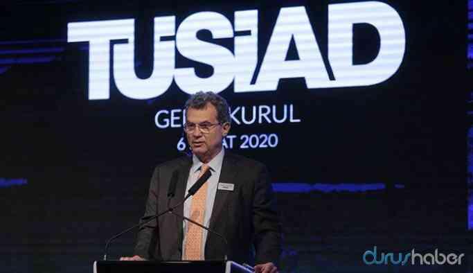 TÜSİAD'dan Erdoğan'a flaş corona mektubu