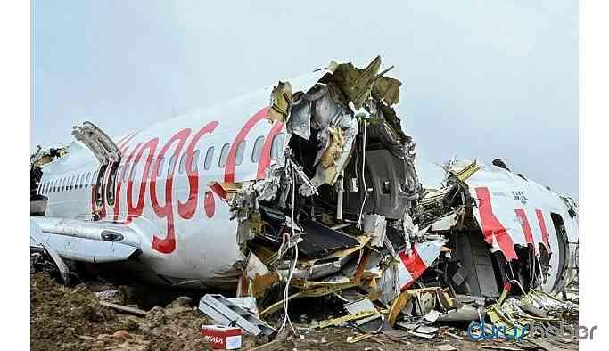 Uçak kazası soruşturmasında tutuklanan kaptan pilotla ilgili yeni gelişme