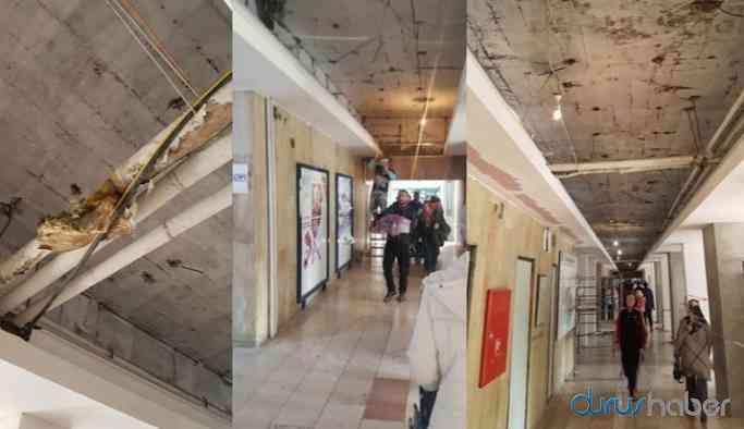 Uludağ Üniversite Hastanesi asbest saçıyor!