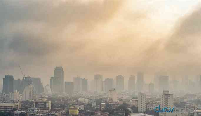 Uzmanlar: Kirli hava virüslerin etkisini arttırıyor