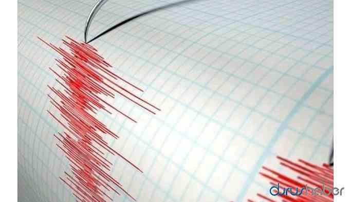 Van'da 4.7 büyüklüğünde deprem