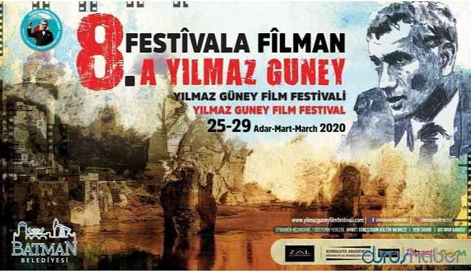 Yılmaz Güney Film Festivali'nde gösterilecek filmler belli oldu