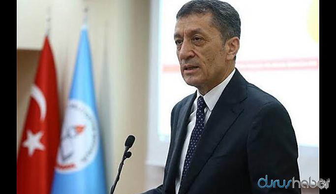 Milli Eğitim Bakanı Selçuk'tan Eba TV'deki idam görüntüleri hakkında açıklama
