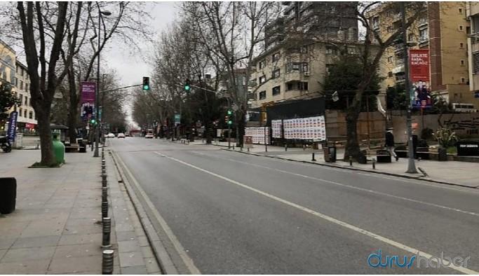 31 ilde 2 gün sokağa çıkma yasağı: Fırın ve eczaneler açık olacak