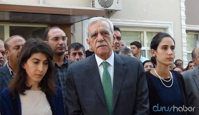 Ahmet Türk'ten infaz düzenlemesi yorumu: Gün kutuplaşma günü değil