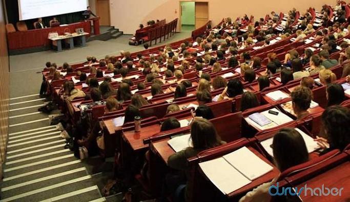 AKP'den teklif: Üniversiteler yazın eğitim yapsın