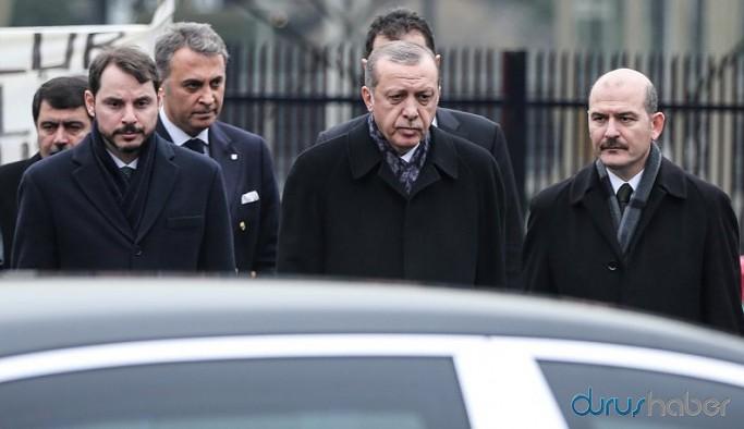 'AKP içinde üç merkez oluştuğunu' söyledi, isim verdi