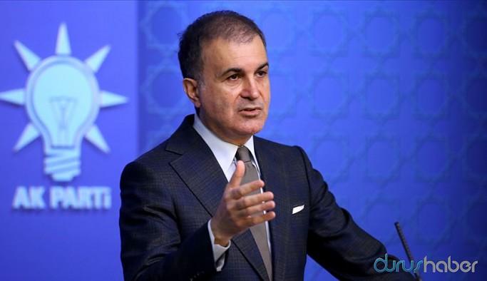 AKP Sözcüsü Ömer Çelik'ten CHP'li belediyelere yardım ambargosuna skandal savunma
