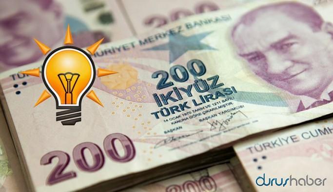 AKP vatandaşın can derdini fırsat bildi: İşte 'kıyak maaş' düzenlemesinin detayları