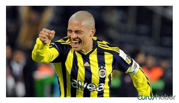 Alex de Souza'dan Ali Koç'a Fenerbahçe taraftarını heyecanlandıracak mesaj