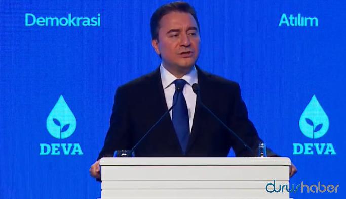 Ali Babacan'dan RTÜK'e çok sert Fox TV tepkisi: Siyasi iktidarın sopası...