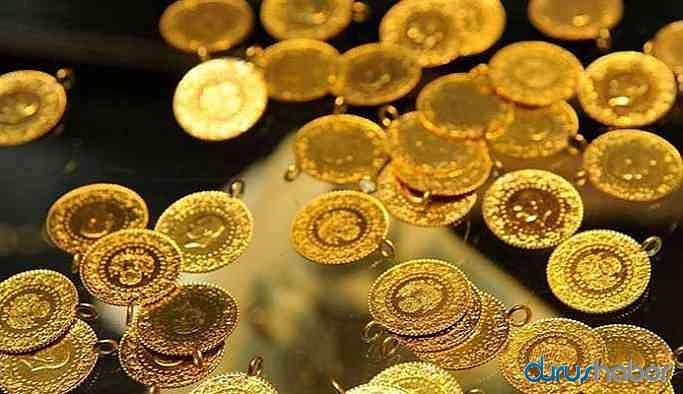 Altın fiyatlarında yeni rekor