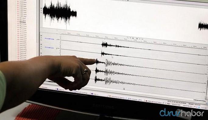 Ankara'da deprem: Mansur Yavaş açıklama yaptı