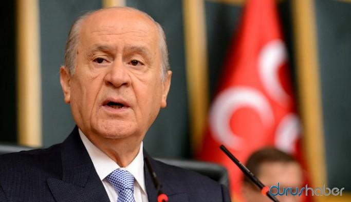 Bahçeli'den Kılıçdaroğlu'na: Her çağrısı çürük, her teklifi beyhudedir