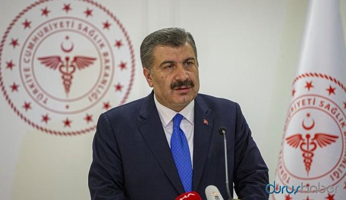 Sağlık Bakanı Koca'dan 'bahar ayları' uyarısı