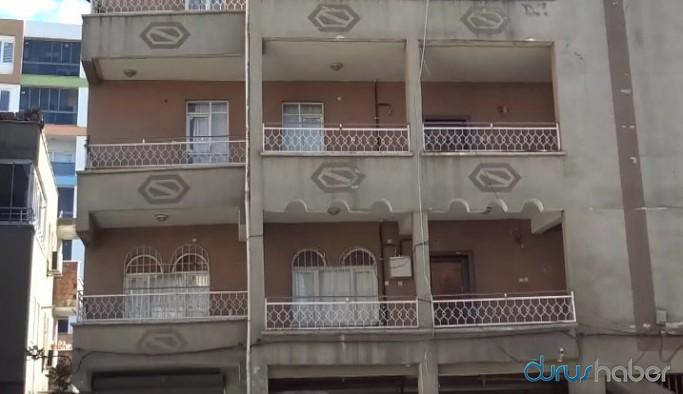 Batman'da bir bina karantinaya alındı
