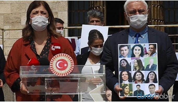 Beştaş: Hayat cezaevine sığmaz, insancıl hukuk istiyoruz