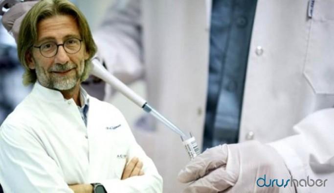 Bilim insanlarından Prof. Dr. Ovalı'nın 'ilaç' açıklamasına itiraz