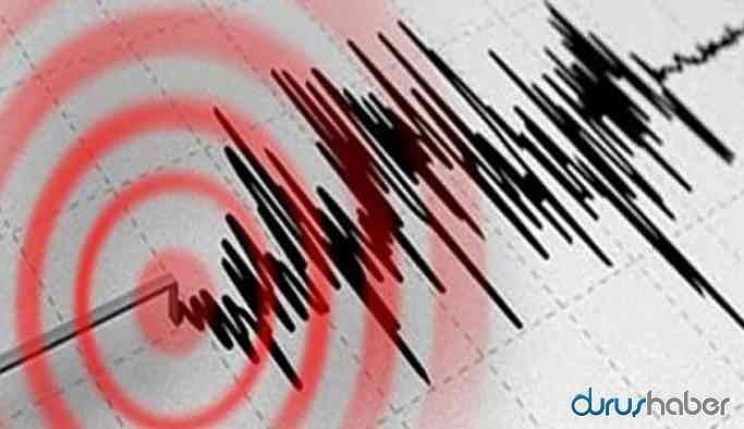 Bingöl'de deprem, çevre illerde de hissedildi