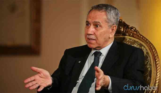 Bülent Arınç'tan Erdoğan'a 'af' çağrısı