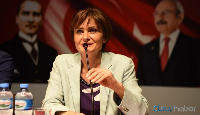 Canan Kaftancıoğlu hakkında soruşturma açıldı