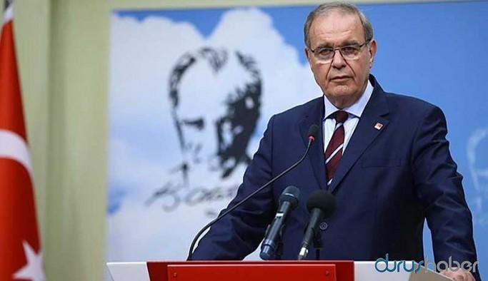CHP Sözcüsü Öztrak: Hükümet gazetecileri içeride tutup, hırlıyı hırsızı dışarı salacak