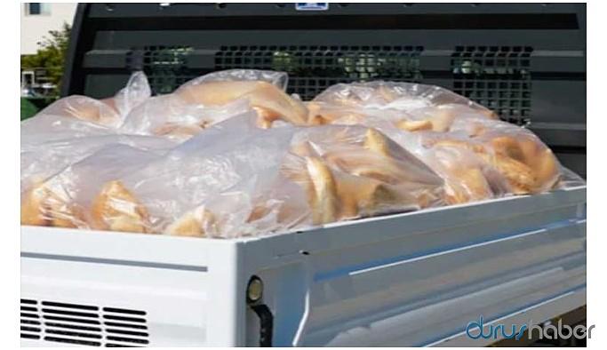 CHP'li belediyeye ekmek dağıtma yasağı